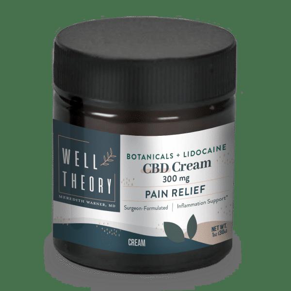 CBD Cream by Well Theory
