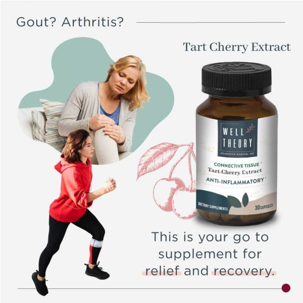 Tart Cherry for Inflammation relief